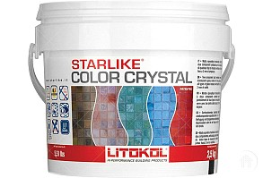 Litokol Starlike Color Crystal эпоксидная, 2.5 кг